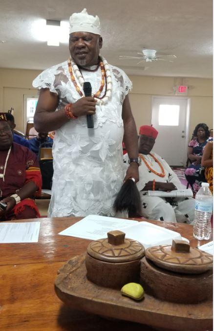 HRM Eze William Ezugwu (Eze Ogbozara III nʻOpi)